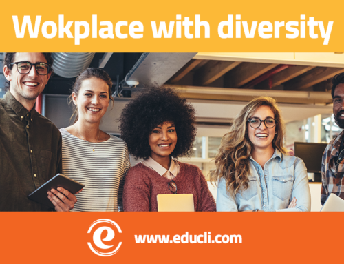 Wokplace with diversity
